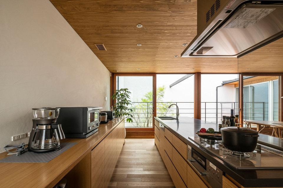 「快適なキッチン」を考える